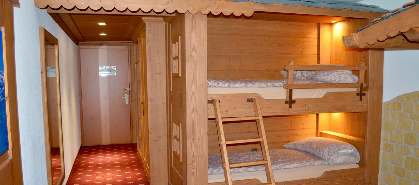 Swiss Chalet Zimmer Hotel Central Residence Spa Leysin Suisse